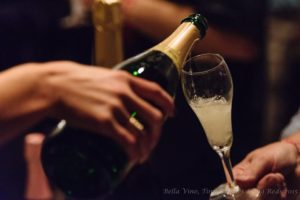 TBBR Champagne Pour