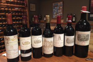 Bordeaux Lineup