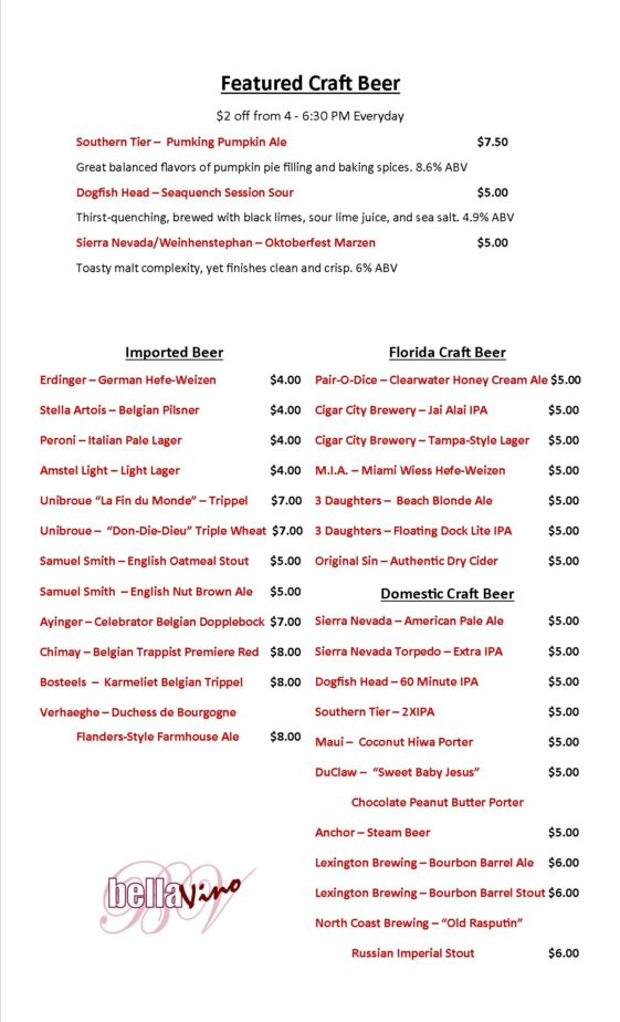 Beer Page 10-3-18